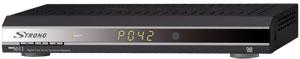 STRONG SRT 5011 - цифровой эфирный DVB-T ресивер